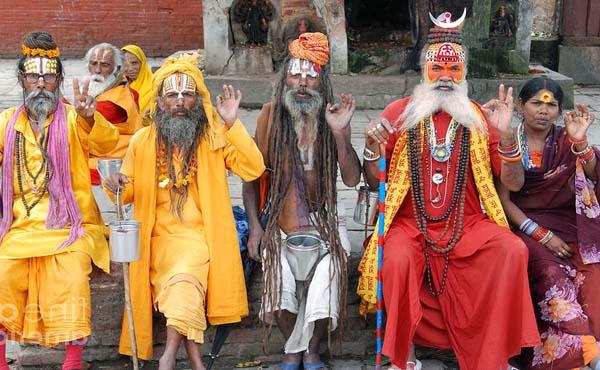 sadhus padmanabhaswamy