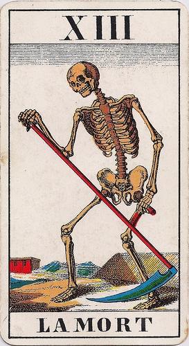 la muerte tarot carta the economist