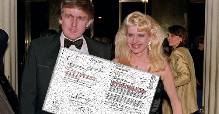 oscuros secretos donald trump