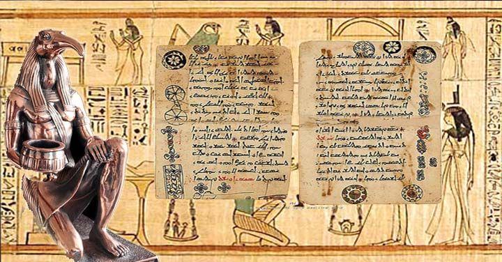 el libro de thot esoterismo ocultismo