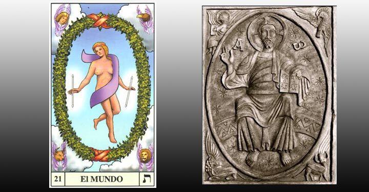 simbologia del tarot