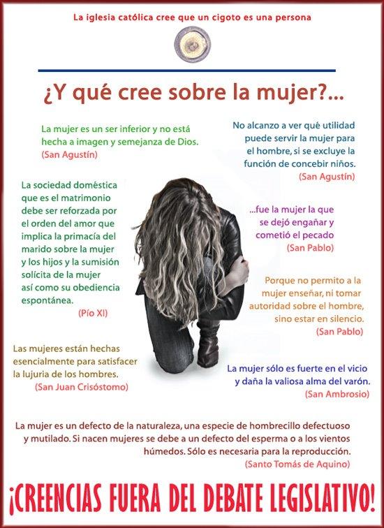 Lilith el rol de la mujer en la iglesia catolica