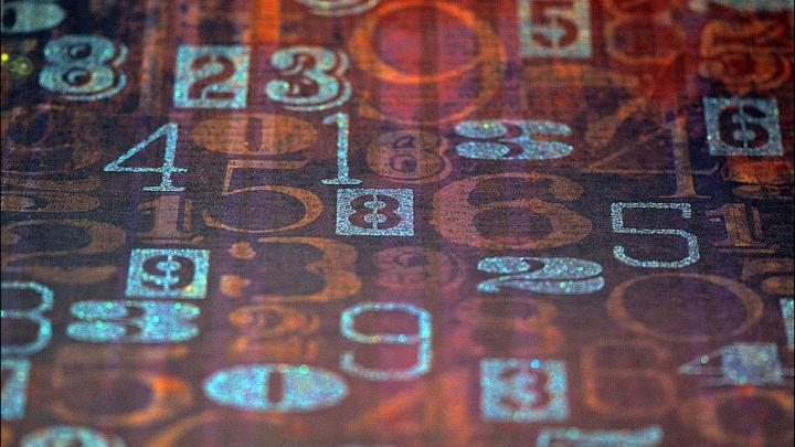 numeros y el universo