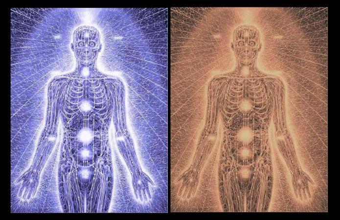 cuerpo astral eterico