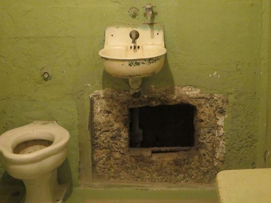 escape en alcatraz