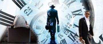 Viajeros en el tiempo La CIA, la presidencia de Obama y otros secretos