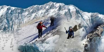 Annapurna el cementerio de alpinistas
