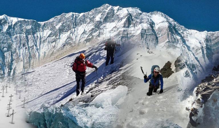 Annapurna: el cementerio de alpinistas