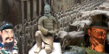 Los Guerreros de Terracota - Los misterios de la tumba del emperador