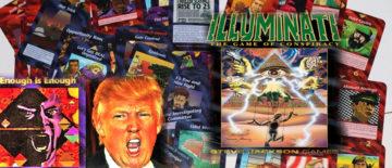 Juego de cartas Illuminati predice el futuro - ¿qué más nos depara?