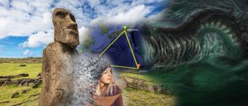 Conoce los 12 vórtices viles cuyos misterios desafían la física