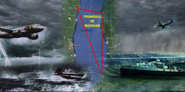 Misterios del lago Michigan - ¿Triángulo de Michigan?