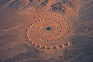 cosas más extrañas encontradas en el desierto