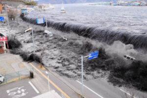 Terremoto de Japon