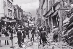 El niño del terremoto de 1985