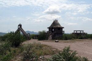 criptas de Sonora