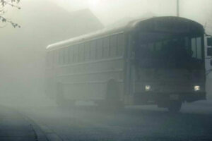 El autobus de la noche